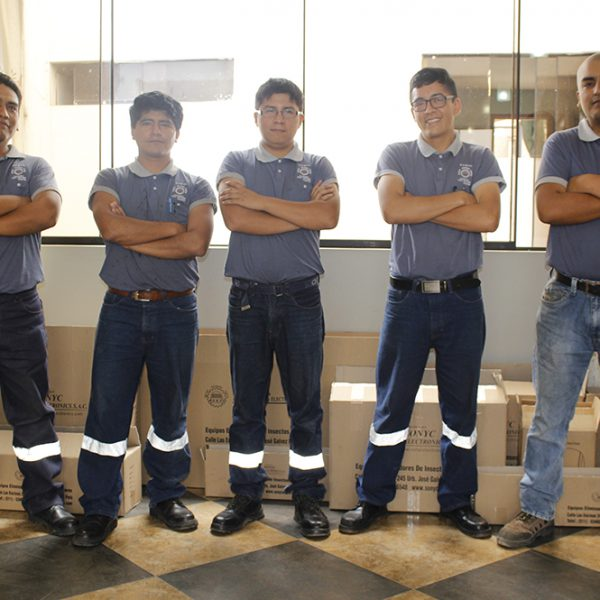 EQUIPO DE OPERACIONES SONIC ELECTRONICS